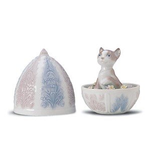 Lladro-Kitty Surprise 1999-01