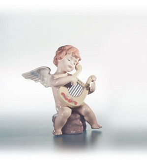 Retired Lladro-Adagio