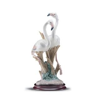 Lladro-Flamingos 1999-01
