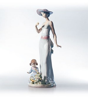 Lladro-Flower In Bloom 1999-02