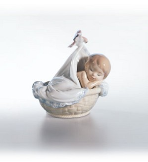 Retired Lladro-Tender Dreams