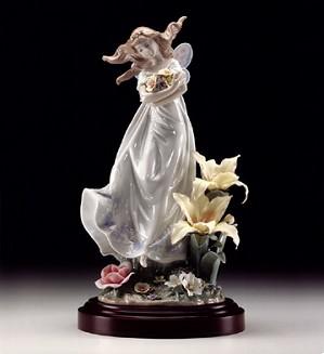 Lladro-Mystical Garden 2000 Society Le5000
