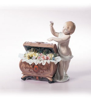 Lladro-Petals Of Hope 2000-02