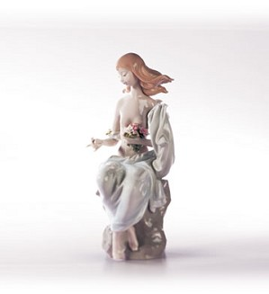 Lladro-Serene Moment 2000-02