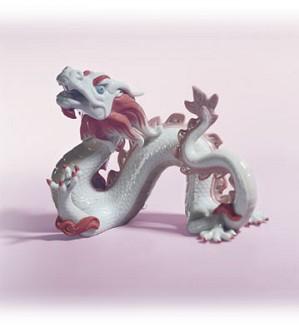 Lladro-The Dragon 2000 Zodiac Figure