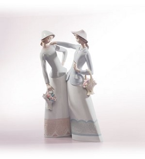 Lladro-The Encounter 2001