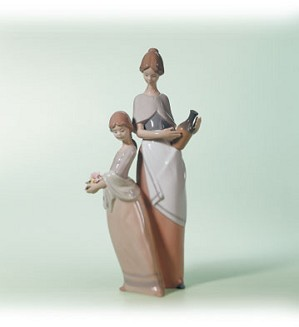 Lladro-Sunset In The Country 2001-03