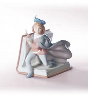 Lladro-Fairytale Prince 2001-02