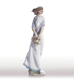 Retired Lladro-Romantica