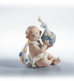 Retired Lladro-A New Beginning 2001-03