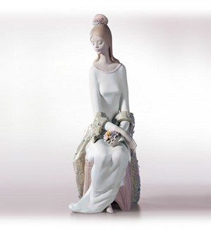 Retired Lladro-Aurora