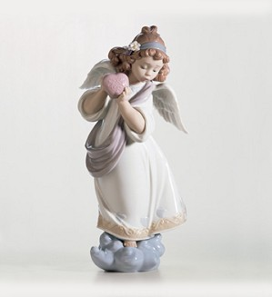 Retired Lladro-Love In The World