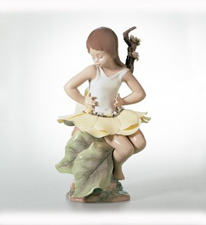 Lladro-In A Magical Garden