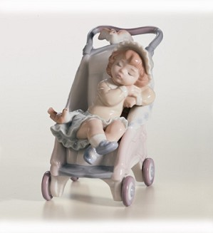 Retired Lladro-Bundle Of Dreams