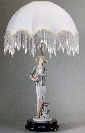 Giuseppe Armani-Mable Lamp (Lamp shade not included)