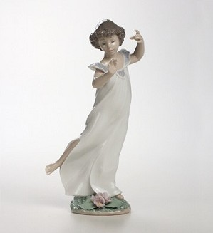 Lladro-Violets, Time of Innocence 2003-08