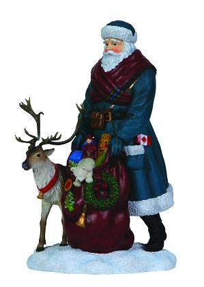 Pipka-Canadian Santa