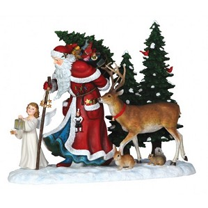 Pipka-Guiding Light Santa
