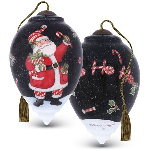 Susan Winget-Peppermint Santa