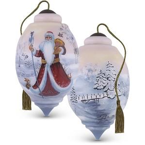 G DeBrekht-Santas Woodland Winter