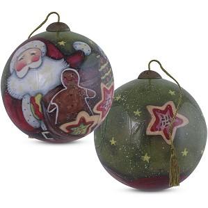 Susan Winget-Santas Christmas Cookies