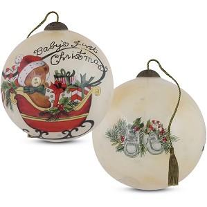 Susan Winget-Babys First Christmas