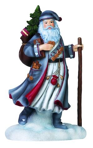 Pipka-Springerle Santa Figurine