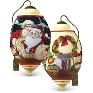 Susan Winget-Santa And Mrs. Claus