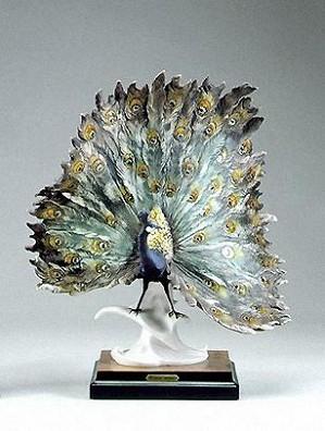 Giuseppe Armani-Peacock