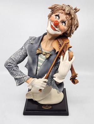 Giuseppe Armani-The Fiddler Clown