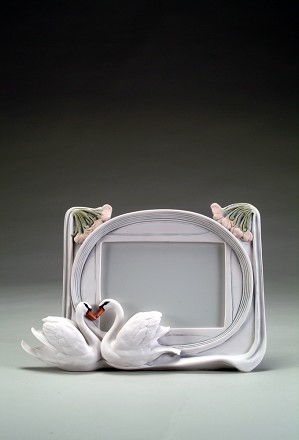 Giuseppe Armani-TWO SWANS PHOTO FRAME