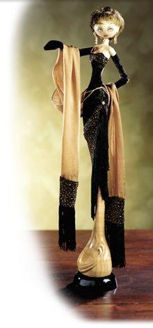 Xenis-Yolanda Glamor Girl -Artist Signed