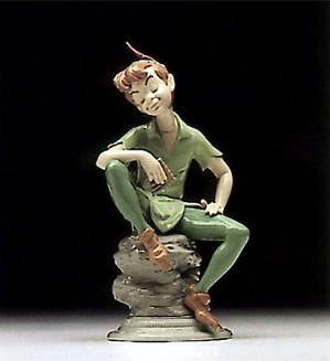 Lladro-Peter Pan
