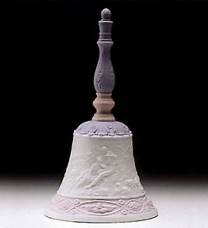 Lladro-Eternal Love Bell 1994