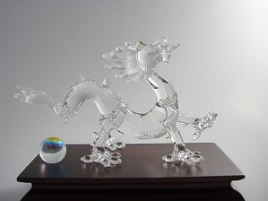 Swarovski Crystal-Swarovski Zodiac Dragon