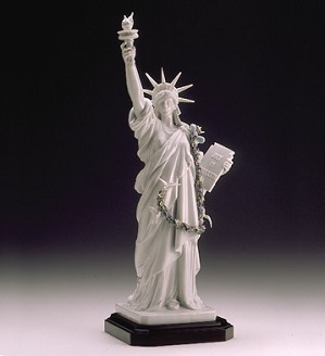 Lladro-Statue Of Liberty