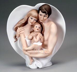 Giuseppe Armani-Essence Of Love - Plaque