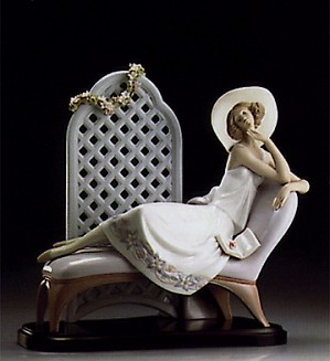 Lladro-Garden Of Dreams Le4000 1994 Society