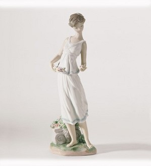 Lladro-Flowers For A Goddess 2006-07