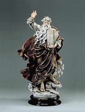 Giuseppe Armani-Moses Le 5000-Retire 2002