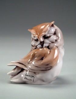Giuseppe Armani-SMALL OWL