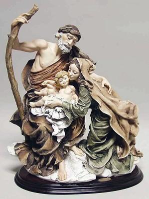 Giuseppe Armani-Holy Family