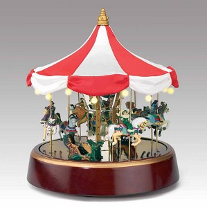 Gold Label-Classical Carousel