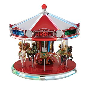 Gold Label-1939 World's Fair Carousel