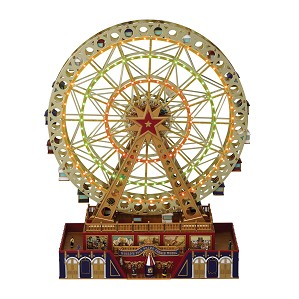 Gold Label-World's Fair Grand Ferris Wheel