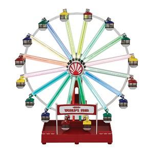 Gold Label-1939 World's Fair Ferris Wheel