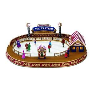 Gold Label-World's Fair Skating Rink