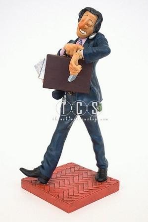 Guillermo Forchino-The Businessman 1/2 Scale