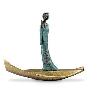 SPI Sculptures-Lady of Tang Actress Sculpture