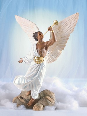 Ebony Visions-The Angel Gabriel 2009 Blackshear Circle Membership